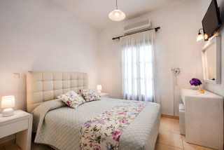 accommodation pension petros double bed